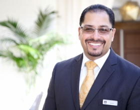 General Manager Jesse Martinez, photo credit The Alfond Inn at Rollins College