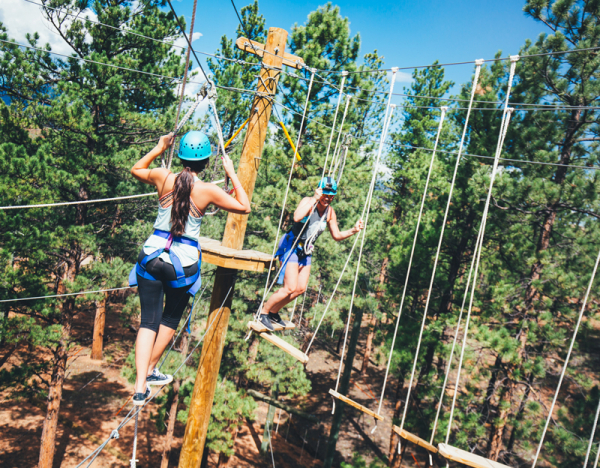 Camp No Counselors Offers Turn-Key Team-Building Experiences