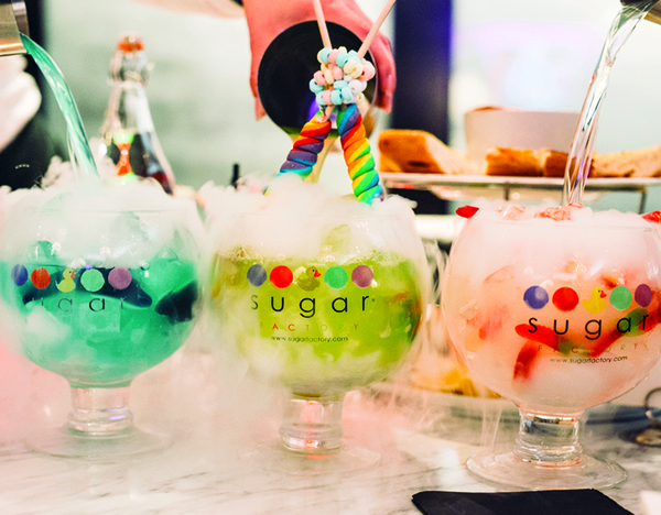 Image result for sugar factory rosemont