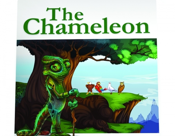 Is chameleon what personality a Characteristics of